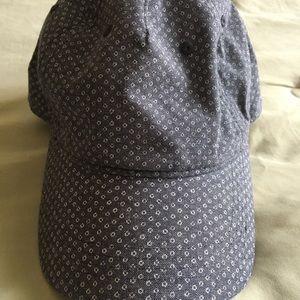 Printed women's hat